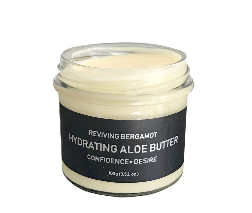 Hydrating Aloe Butter (Reviving Bergamot) - 100g