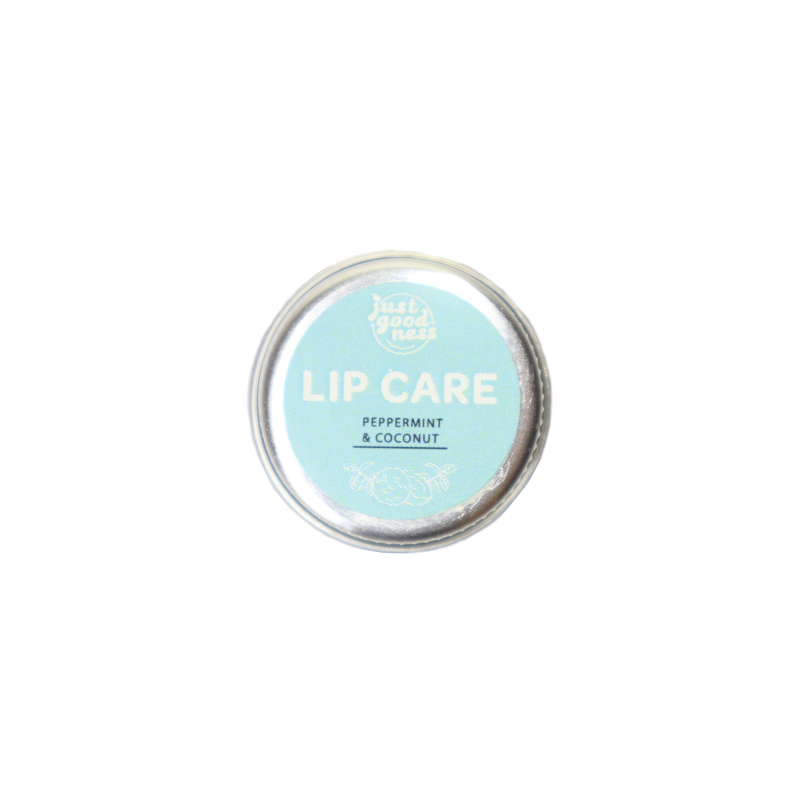 Peppermint & Coconut Lip Care