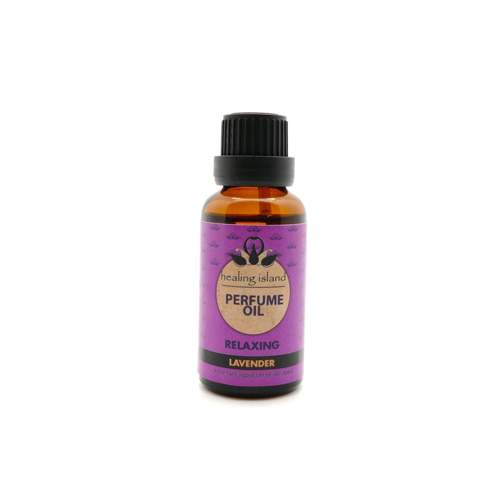 Personal Perfume Oil - Orchid - 30ml