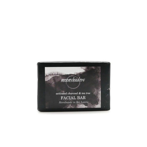Activated Charcoal Facial Bar- 100g