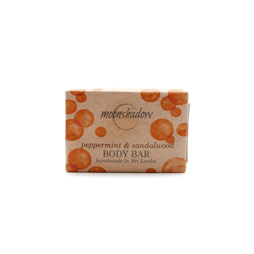 Peppermint & Sandalwood Soap Bar - 100g