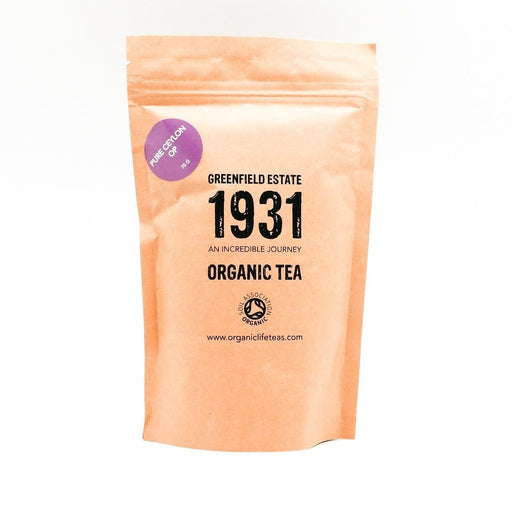 1931 Organic Pure Ceylon Black Tea OP- 75g
