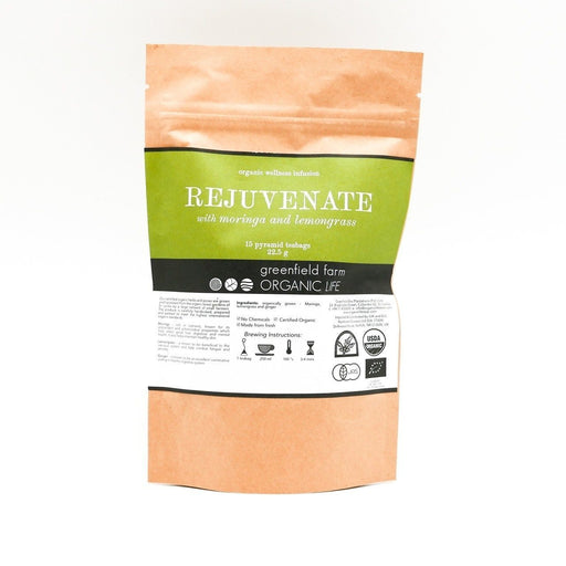 Rejuvenate With Moringa & Lemongrass - 1.5g x 15 PTB