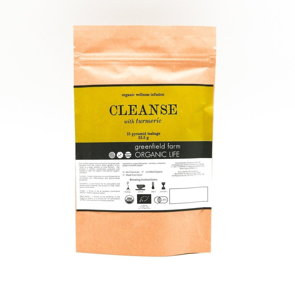 Cleanse With Turmeric (1.5g x 15 PTB)