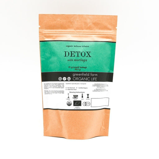 Detox With Moringa (1.5g x 15 PTB)