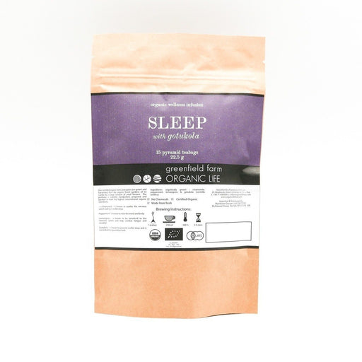 Sleep With Gotukola - 1.5g x 15 PTB