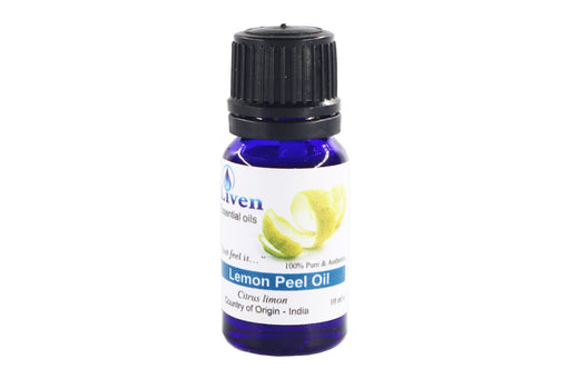 Lemon Peel Essential Oil - 10 ml