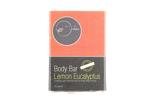 Lemon Eucalyptus Moisturizing Body Bar- 30g