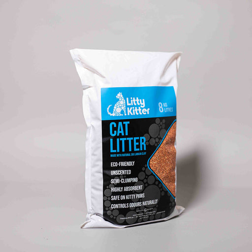 Kitty Litter - 8Kg