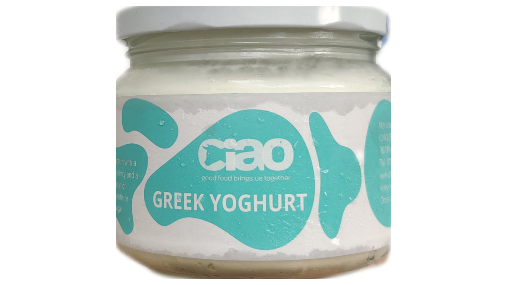 Greek Yoghurt - 250g