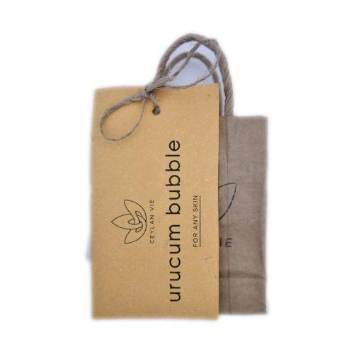Urucum Bubble Square Natural Soap - 115g