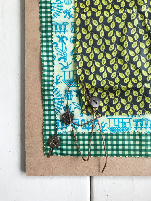 Upcycled Beeswax Wraps