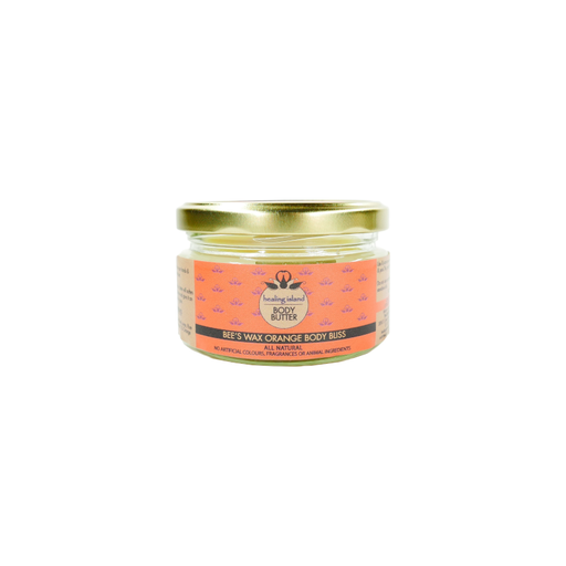 Body Butter - Orange Beeswax - 100g