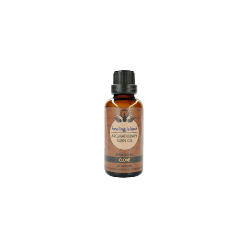 Aromatherapy Burn Oil - Refreshing Clove - 50ml