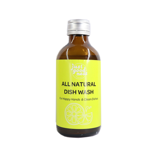 All Natural Lime Dishwash - 200ml