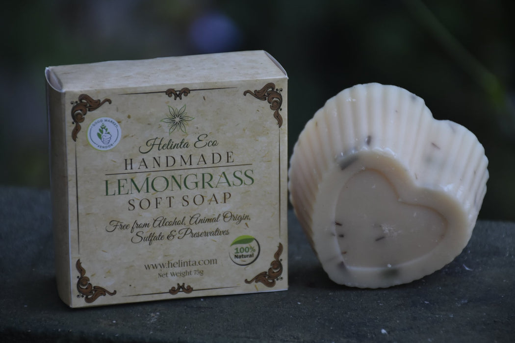 Lemongrass Handmade Soap - 75g