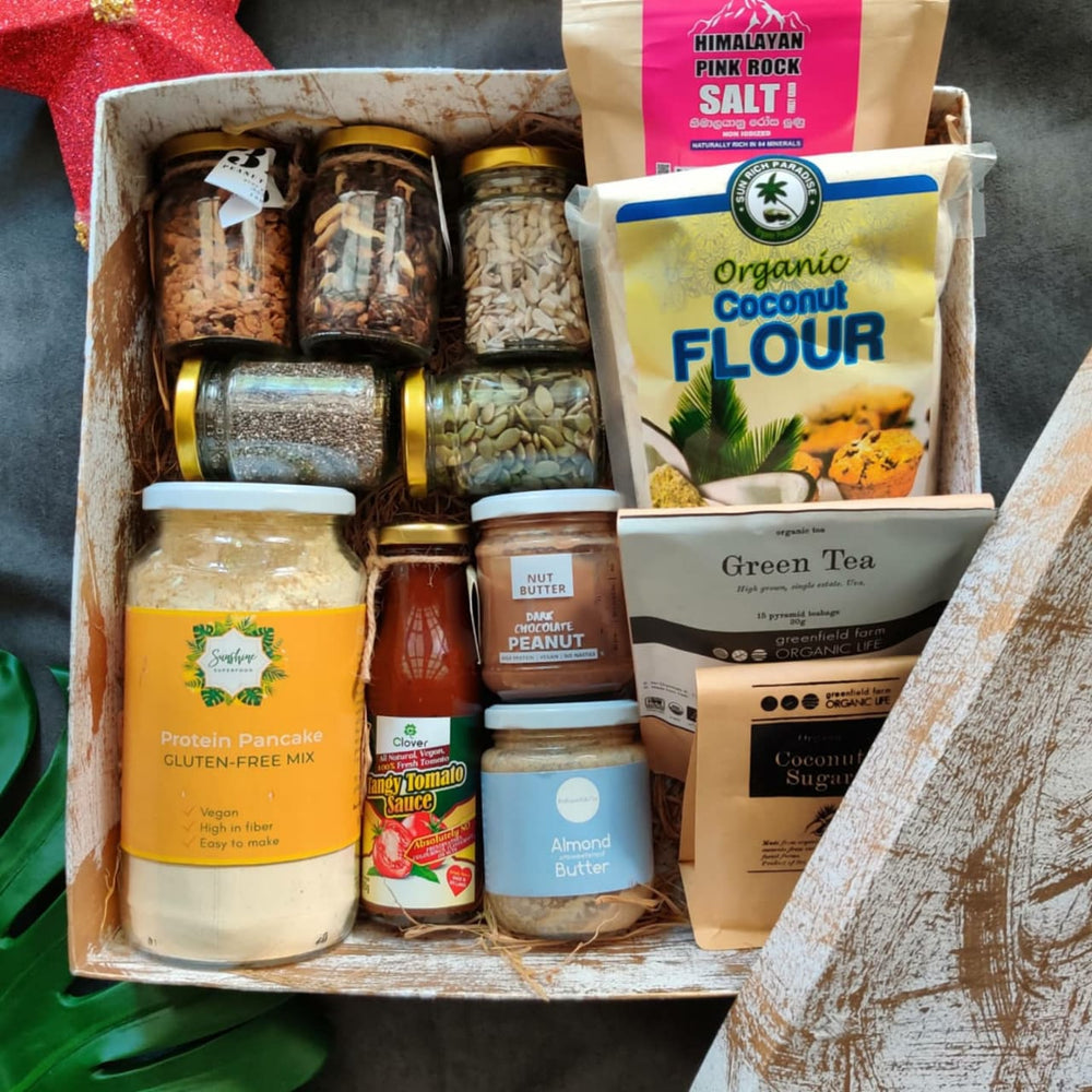 Gift Box: Foodie Goodies