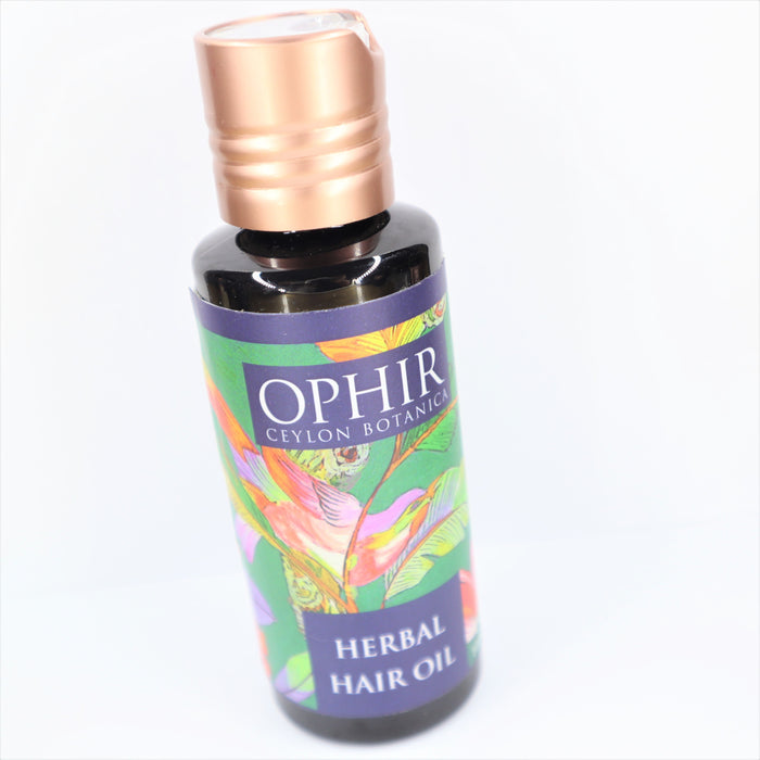 Herbal Hair Oil (Ayurvedic)- 100ml