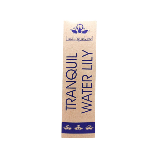 Tranquil Water Lily Incense Sticks (20 sticks per pack)