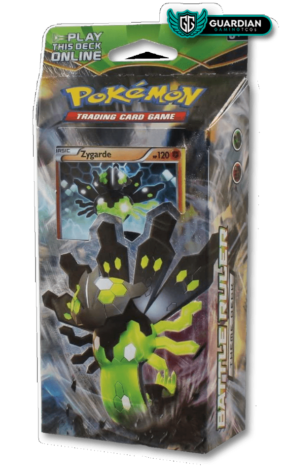 1x Battle Ruler Theme Deck Pokemon TCGO PTCGO TCG Online Codes - Ancient Origins Pokemon TCGO Code