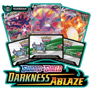 Sword and Shield Darkness Ablaze Pokemon TCGO Code - Ancient Origins Pokemon TCGO Code