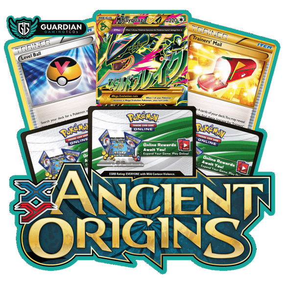 Ancient Origins Pokemon TCGO Code - Ancient Origins Pokemon TCGO Code
