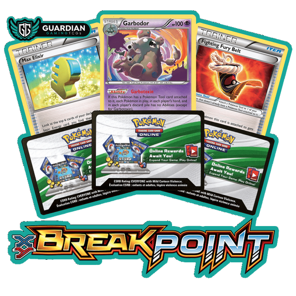 BREAKpoint Pokemon TCGO Code - Ancient Origins Pokemon TCGO Code