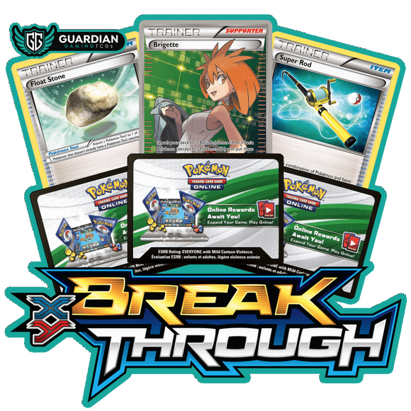 BREAKthrough Pokemon TCGO Code - Ancient Origins Pokemon TCGO Code