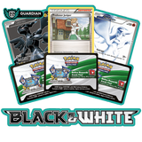 Black And White Pokemon TCGO Code - Ancient Origins Pokemon TCGO Code