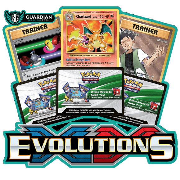Evolutions Pokemon TCGO Code - Ancient Origins Pokemon TCGO Code