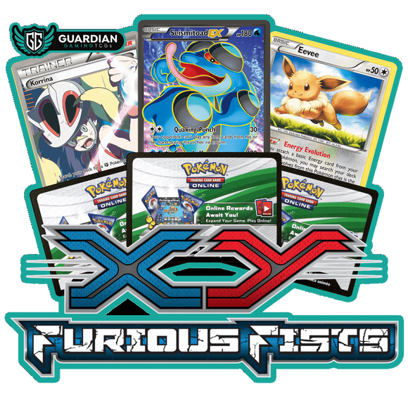 Furious Fists Pokemon TCGO Code - Ancient Origins Pokemon TCGO Code