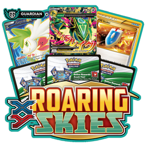 Roaring Skies Pokemon TCGO Code - Ancient Origins Pokemon TCGO Code