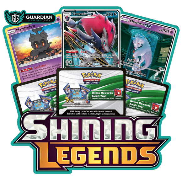 Shining Legends Pokemon TCGO Code - Ancient Origins Pokemon TCGO Code
