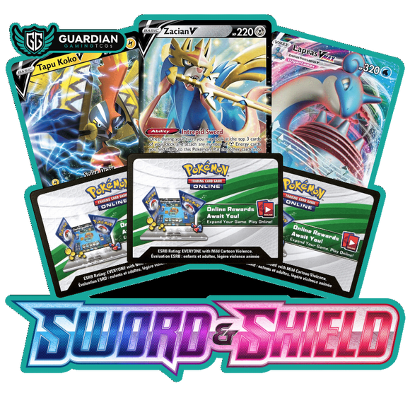 Sword and Shield Pokemon TCGO Code - Ancient Origins Pokemon TCGO Code