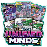Unified Minds Pokemon TCGO Code - Ancient Origins Pokemon TCGO Code