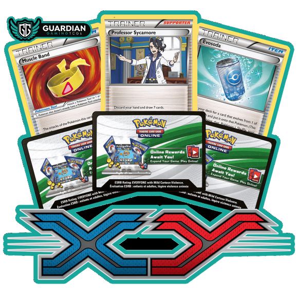 XY Base Pokemon TCGO Code - Ancient Origins Pokemon TCGO Code