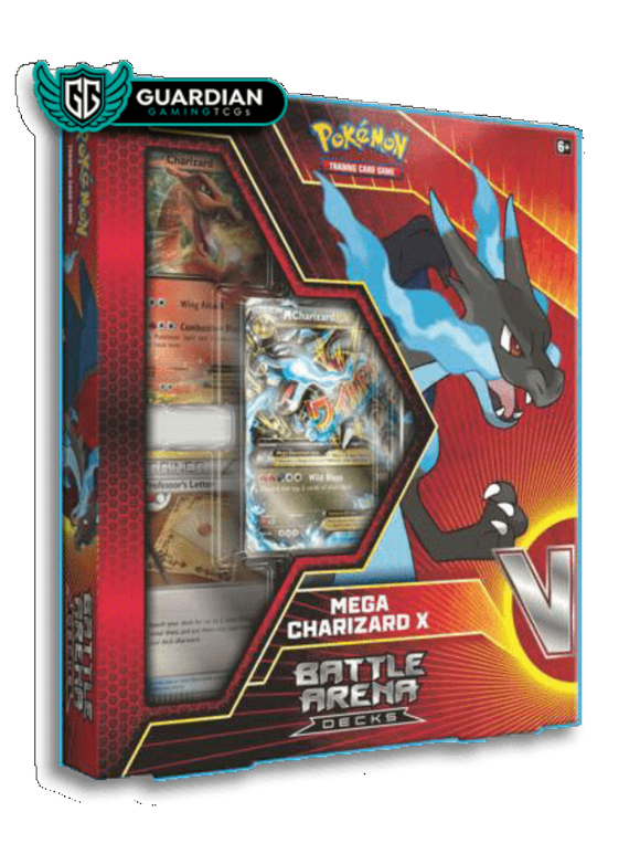 Battle Arena Decks: Mega Charizard X Pokemon TCGO Code - Ancient Origins Pokemon TCGO Code