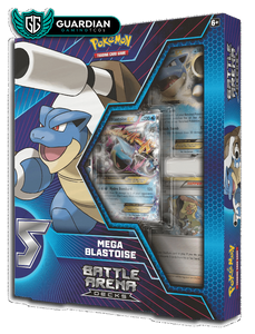 Battle Arena Deck: Mega Blastoise Pokemon TCGO Code - Ancient Origins Pokemon TCGO Code