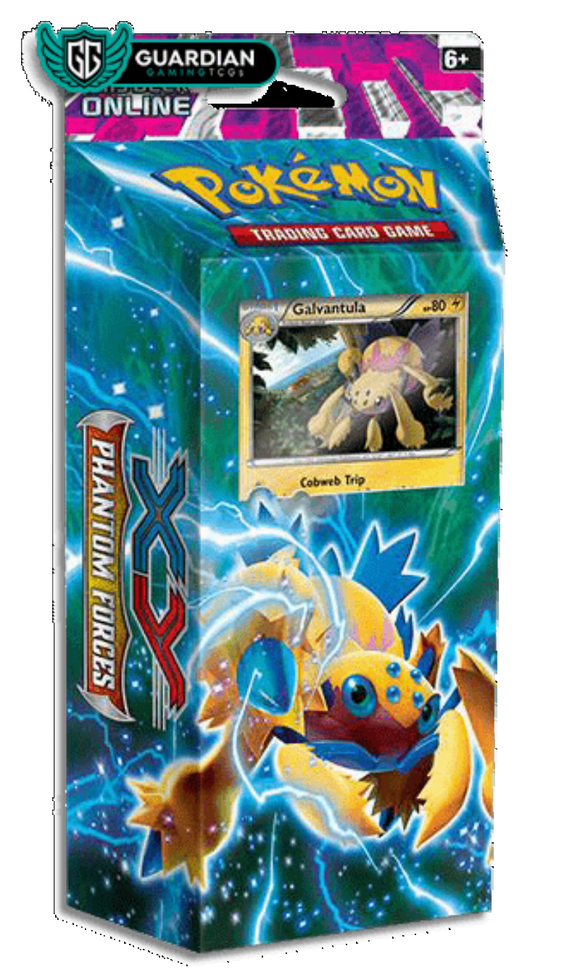 Bolt Twister Theme Deck TCGO Code - Ancient Origins Pokemon TCGO Code