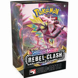 1x Rebel Clash Pre-Release Kit 1 of 4 Promos Pokemon TCGO PTCGO TCG Online Codes - Ancient Origins Pokemon TCGO Code
