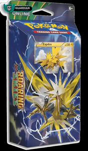 Storm Rider Theme Deck TCGO Code - Ancient Origins Pokemon TCGO Code