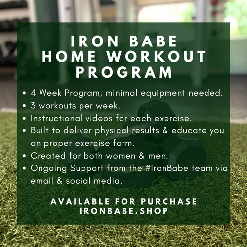 Home Workout Program