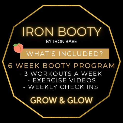 Iron Booty by Iron Babe