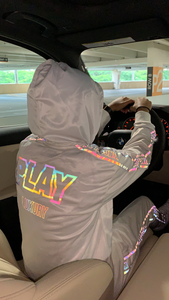 Deluxe Tracksuit WHITE