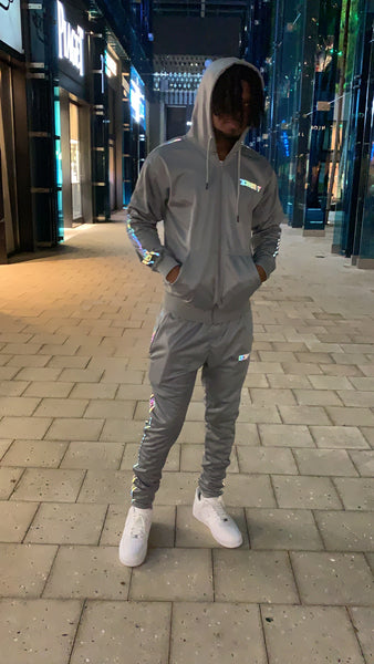 Deluxe Tracksuit GREY PRE ORDER