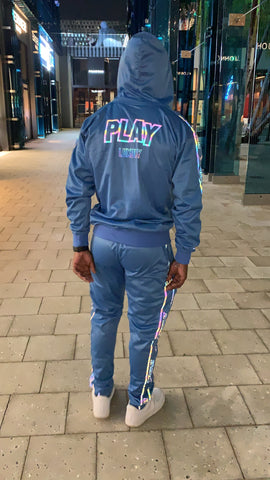 Deluxe Tracksuit CAROLINA BLUE