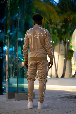 Luminous Tracksuit Cream