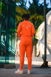 Luminous Tracksuit Orange