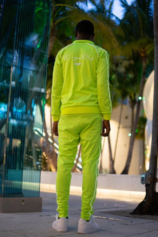 Luminous Tracksuit Lime