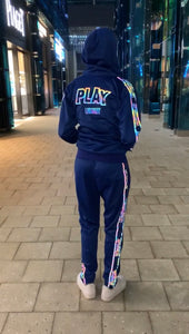 Deluxe Tracksuit ROYAL BLUE